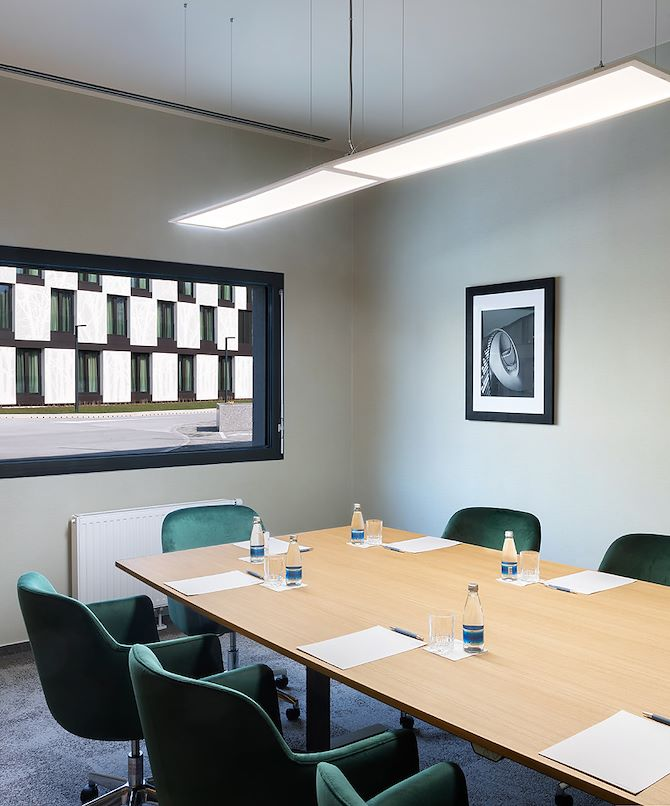 Four Points by Sheraton Ljubljana MEETING ROOM