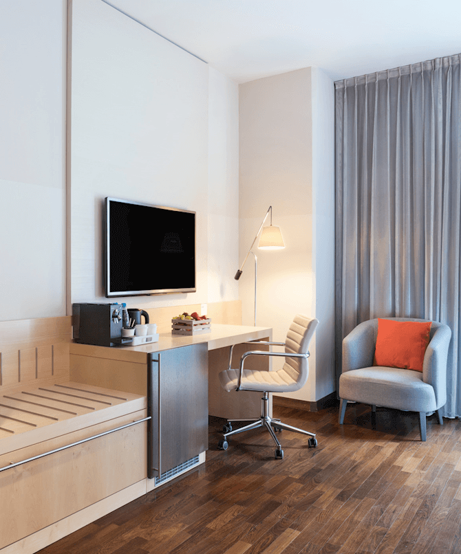 Four Points by Sheraton Ljubljana