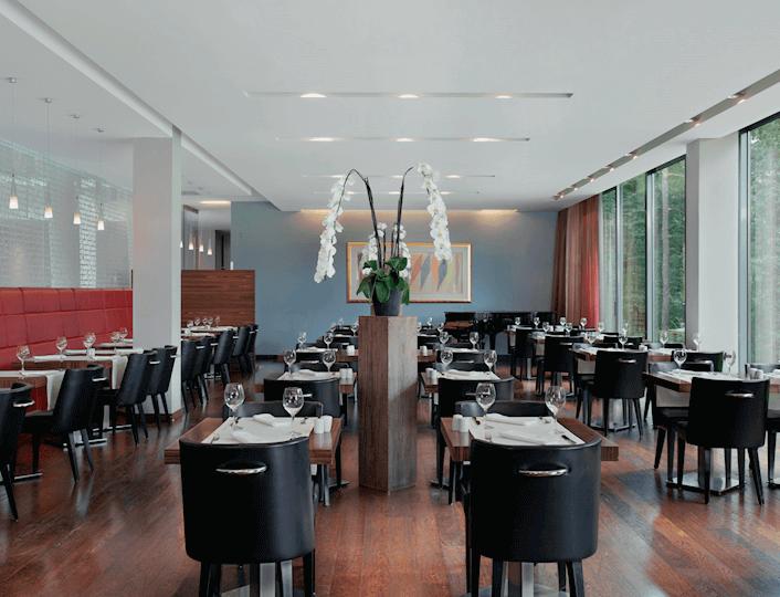 Restavraciji-atrium