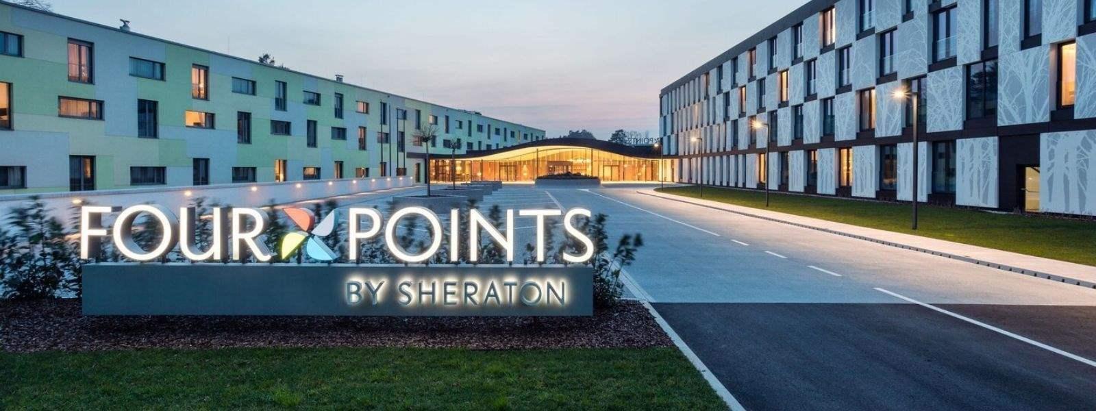 Four Points by Sheraton Ljubljana
